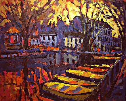 Canal by Brian Simons