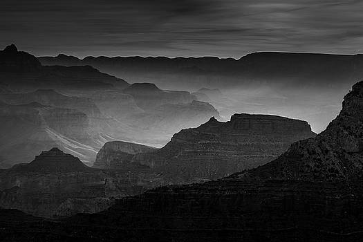 Canyon Light by Andrew Soundarajan
