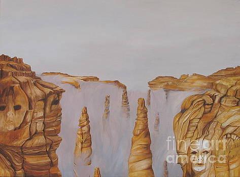 Canyon Of Lost Dreams by Richard Dotson