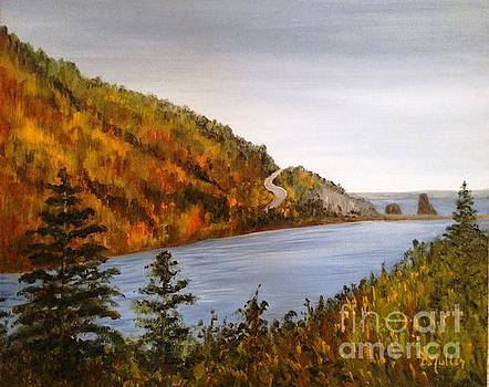Cape Breton by Donna Muller