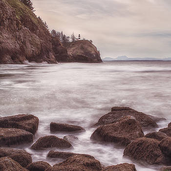 Cape Disappointment by Chad Tracy
