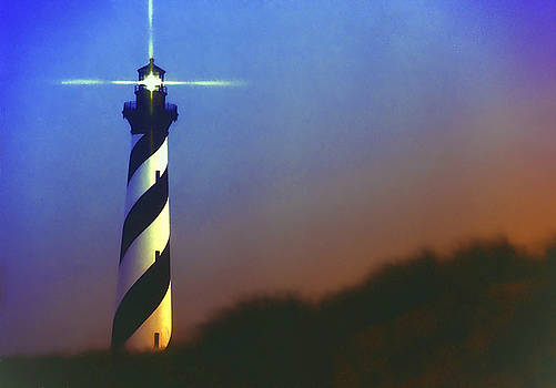 Dennis Cox WorldViews - Cape Hatteras Light