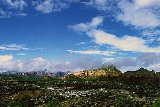 Gary Wonning - Capitol Butte Sedona Arizona