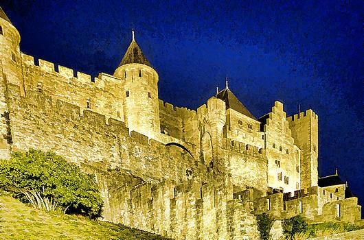 Dennis Cox WorldViews - Carcassone Castle