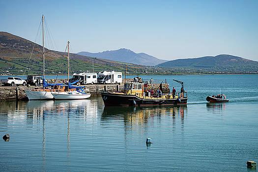 Carlingford Lough by Martina Fagan