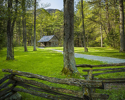 Jack R Perry - Carter Shields Cabin