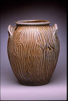 Stephen Hawks - Carved Jar