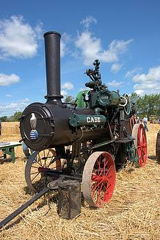 Valerie Kirkwood - Case Steam Engine