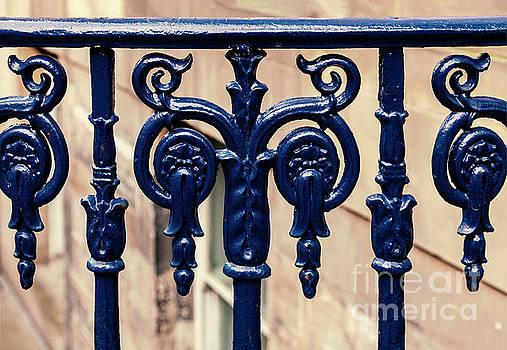 Sophie McAulay - Cast iron fence