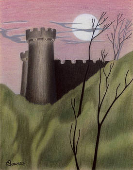 John Bowers - Castle By Moonlight