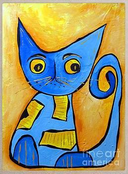 Marek Lutek - CAT 4279