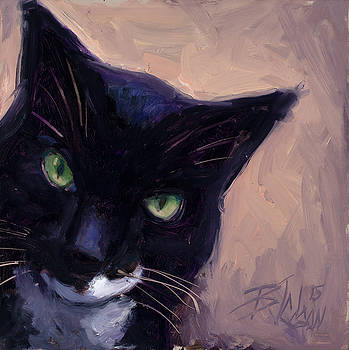 Cat A Tude by Billie Colson