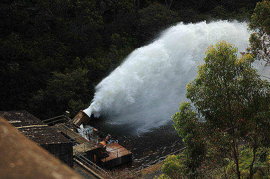 Cheryl Hall - Cataract Dam Sydney NSW Australia