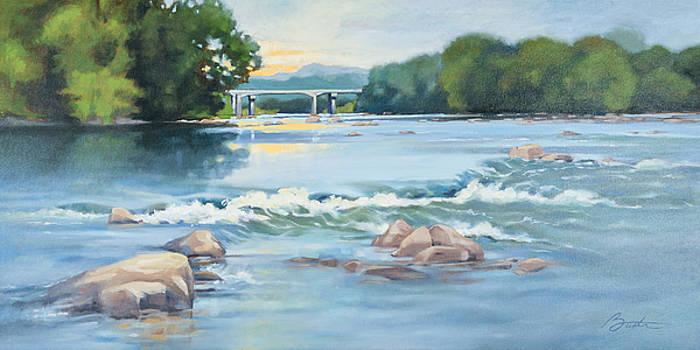 Catawba River by Todd Baxter
