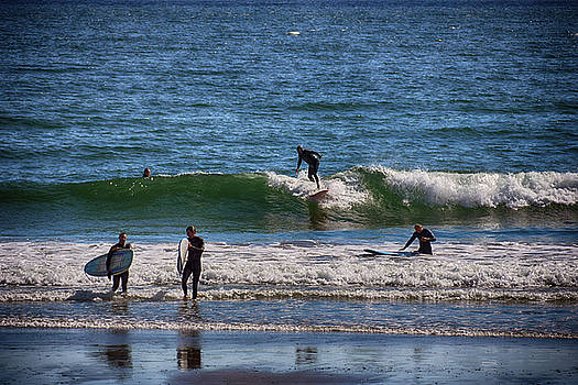 Catching A Wave by Tricia Marchlik