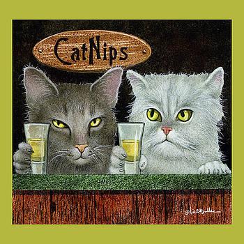 Will Bullas - catnips...