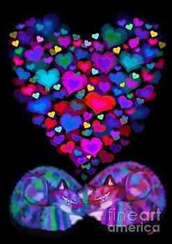 Nick Gustafson - Cats and Hearts