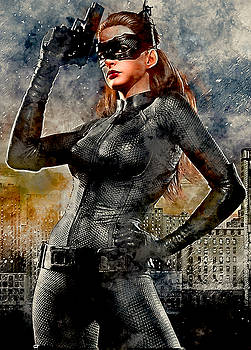 Catwoman by Marvin Blaine