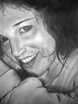 Cecilia Gutierrez by Fabio Turini