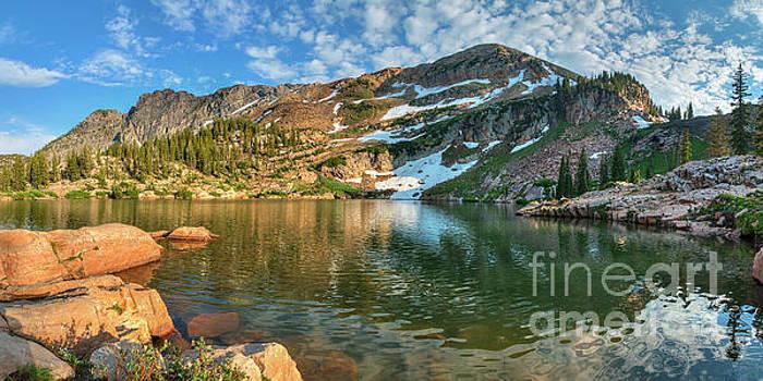 Cecret Lake by Spencer Baugh