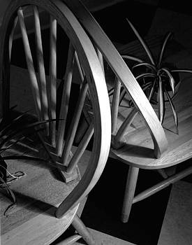 Chairs by Patience Martin