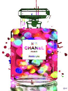 Chanel Parfum by Daniel Janda