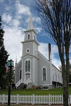 Chapel Hill by Su Ferguson - Don Burkheimer