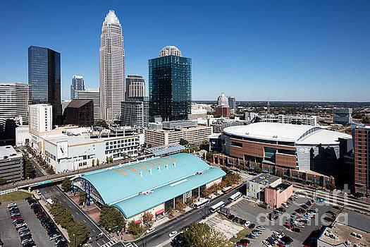 Bill Cobb - Charlotte North Carolina Skyline