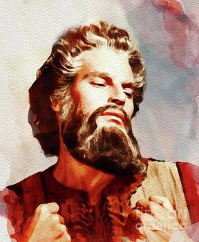 John Springfield - Charlton Heston as Moses