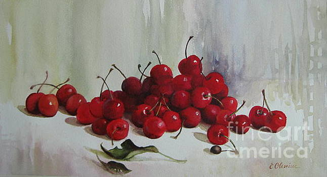 Cherries by Elena Oleniuc