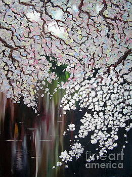 Cherry Blossom by Irina Davis