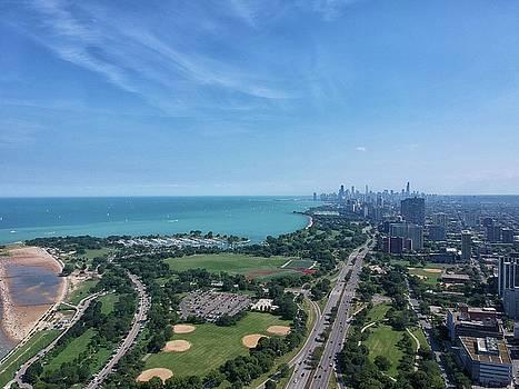 Chicago Lake Front by Patrick Warneka
