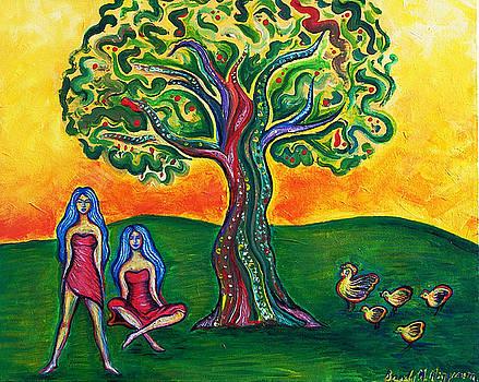 Chicas y Pollos by Brenda Higginson