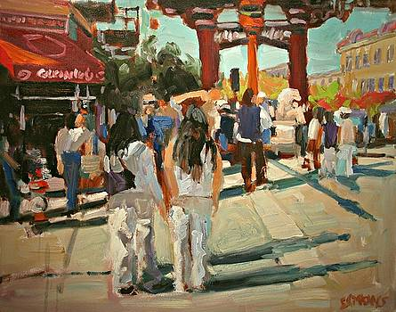 Chinatown by Brian Simons