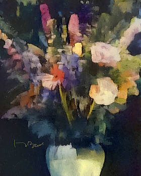 Christine's Flowers by Don Berg