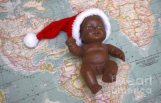 Christmas baby by Inessa Williams