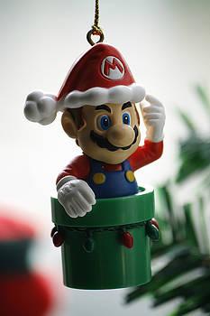 Christmas Plumber by Mandy Shupp