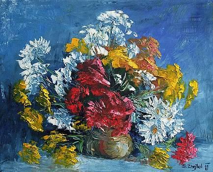 Chrysanthemum by Stanislav Zhejbal