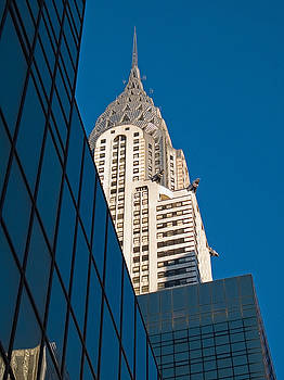 Chrysler Building by Andrew Kazmierski