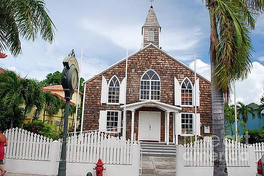 Gary Wonning - Church