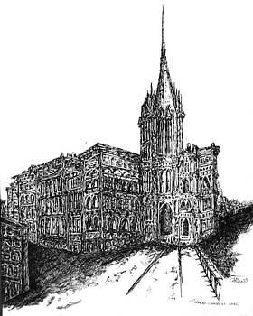Church by Pamela Canzano
