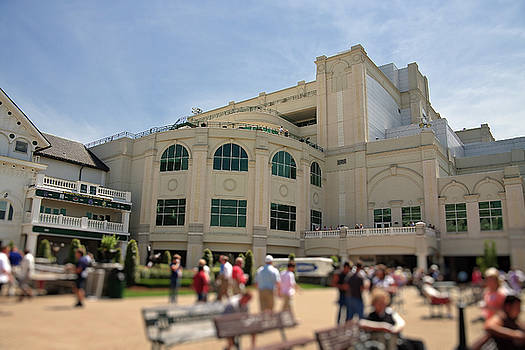 Jill Lang - Churchill Downs