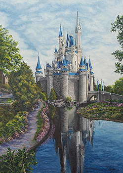 Cinderella Castle  by Charlotte Blanchard