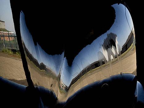 Cirrus Reflection  by Paul Job