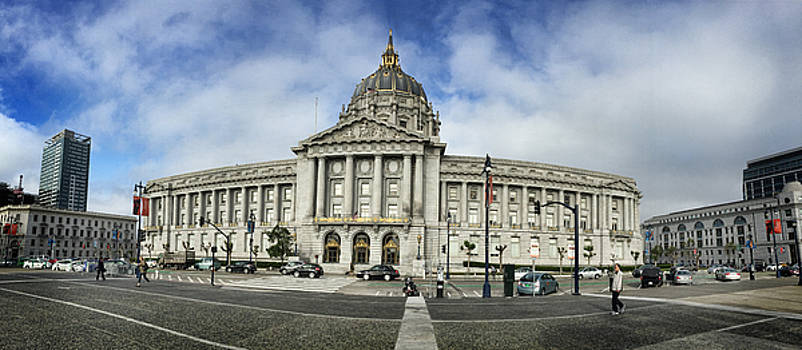 City Hall by Nancy Ingersoll
