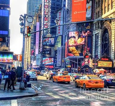 City Life by Debbi Granruth