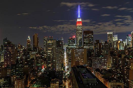 City Lights  by Anthony Fields