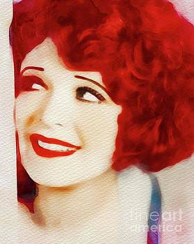 John Springfield - Clara Bow, Vintage Movie Star