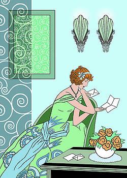 Nancy Lorene - Clarice - Girly Greens