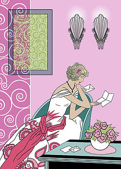 Nancy Lorene - Clarice - Parisian Pink